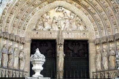 Портал Пуэрта дель Пердон