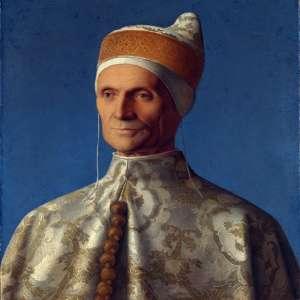 Портрет дожа Леонардо Лоредано работы Беллини