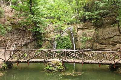 Река в заповеднике