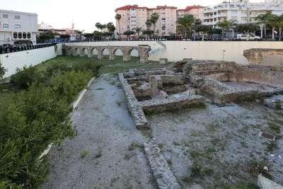 Римские бани и акведук