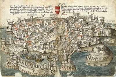 Родос 15 век