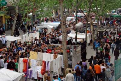 Рынок Эль Растро