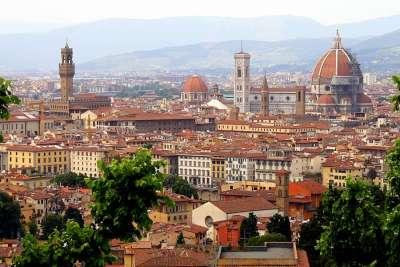 Современная Флоренция