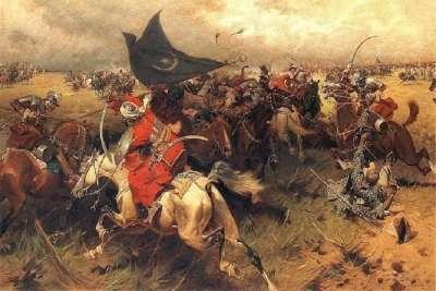 Третье наступление турок