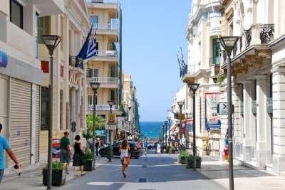 Улицы Ираклеона