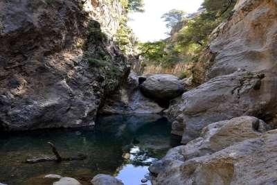 Ущелье Хавгас