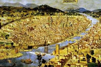 Флоренция 15 века