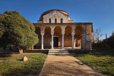 Церковь Санта-Фоска