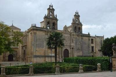 Церковь Святой Марии в Убеде