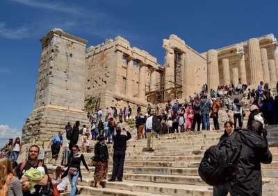 Экскурсии по Акрополю