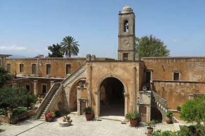Монастырь San Salvatore