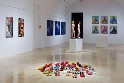 Выставка в Центре искусств