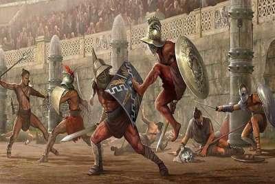 Гладиаторские бои