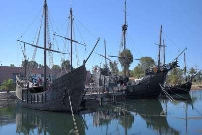 Копии кораблей Колумба