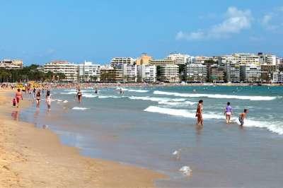 Llevant Beach