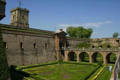 Монтжуйский замок