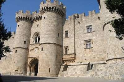 Замок византийской эпохи