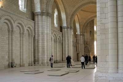 Интерьер замка
