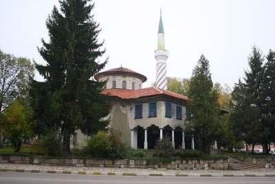 Мечеть Байракли. Город Самоков, Болгария