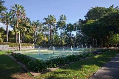 Парк Jardin Garcia Sanabria