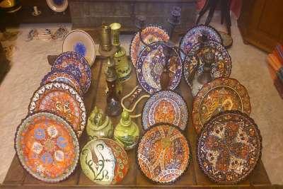Сувениры из Линдоса