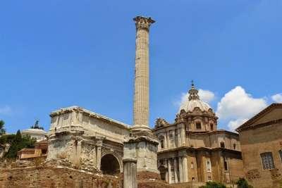 Триумфальная Колонна императора Фоки