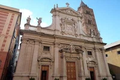 Церковь Святого Амброджо