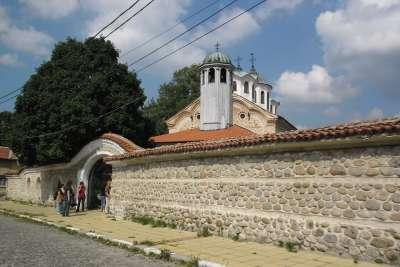 Церковь Св. Николая. Самоков. Болгария