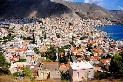 Вид на Город Потиа