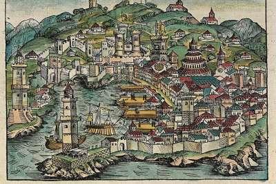 Генуя 12 век