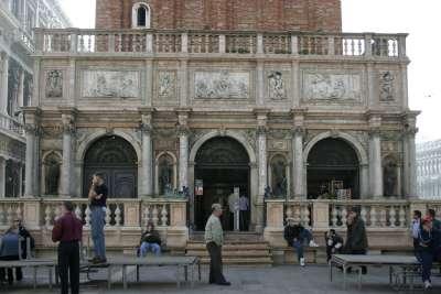 Лоджетта в Венеции