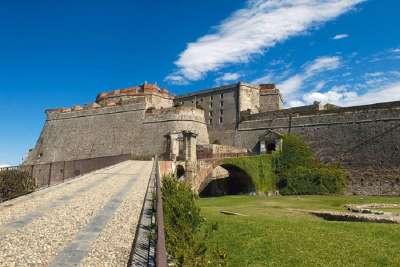 Мост крепости