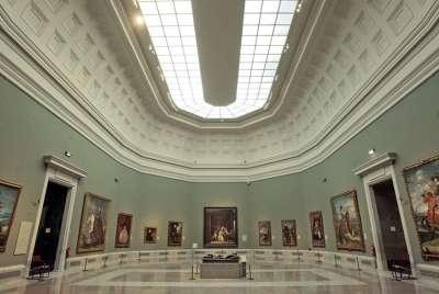 Музей Прадо внутри