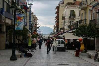 Улицы Патры
