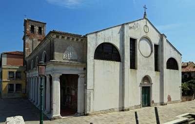 Церковь Санта-Эуфемия