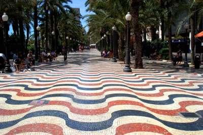 Esplanada de Espana