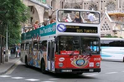 Автобусы Барселоны