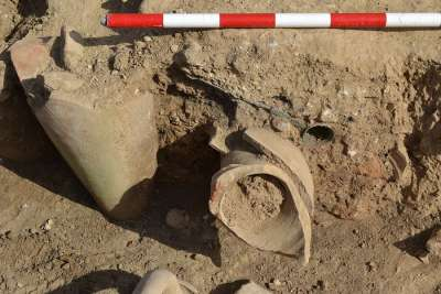 Археологические находки в Эмпории