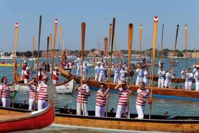День Вознесения в Венеции