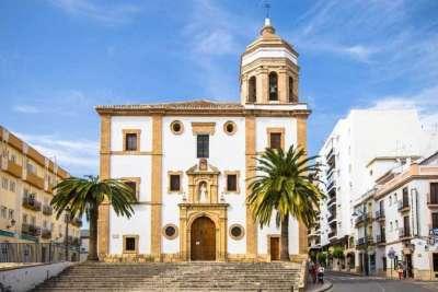 Церкви Сан-Себастьян