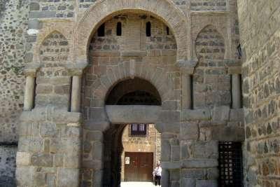 Арабские ворота в Толедо