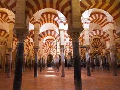 Арабские постройки времен Аль-Андалус