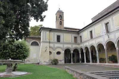 Монастырь Сант-Онофрио