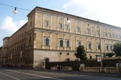 Палаццо Делла Канчеллерия