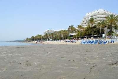 Пляж La Fontanilla