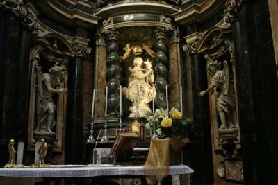 Церковь Мадонны дель Орто внутри