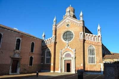 Церковь Мадонны дель Орто
