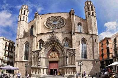 Церковь Санта-Мария-дел-Мар