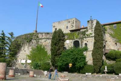 Castle of San Giusto