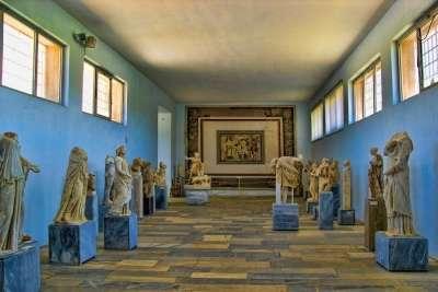Архиологический музей Делоса